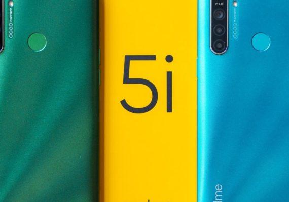 Harga Realme 5i dan Spesifikasi