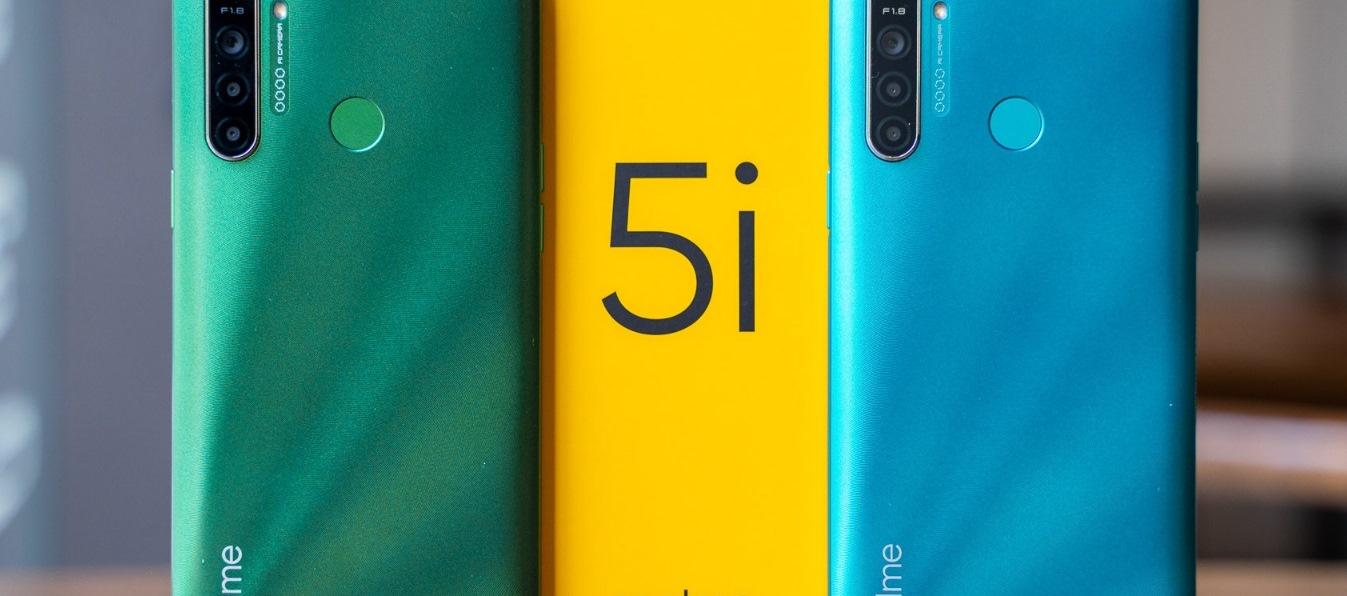 Spesifikasi Realme 5i dengan 4 Kamera Belakang, Berapa Harganya?