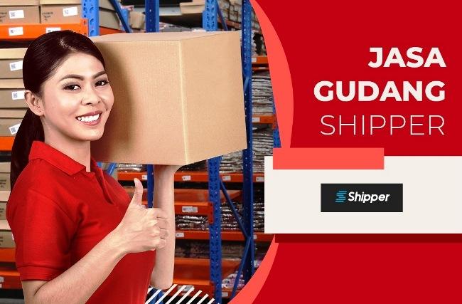 Layanan Gudang Shipper
