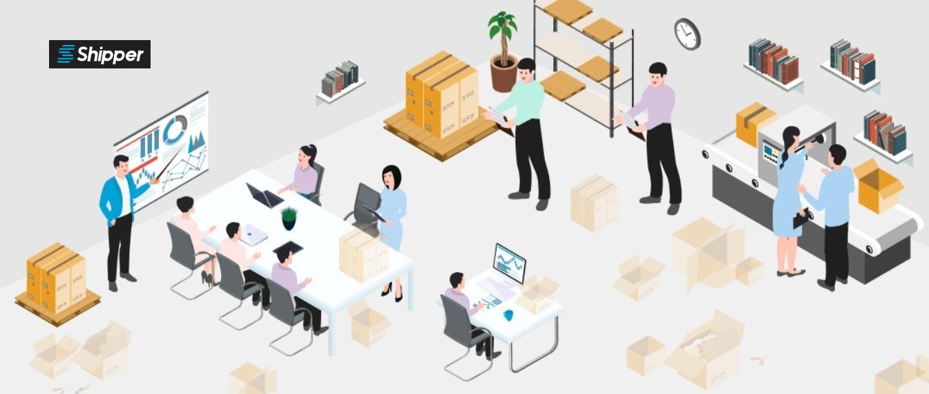 Layanan Sewa Gudang Shipper: Jasa Warehouse Terbaik untuk Bisnis Anda